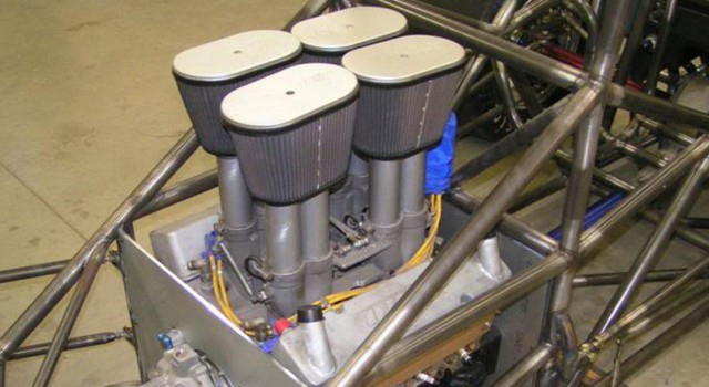 Sprint Car Torsion Bars