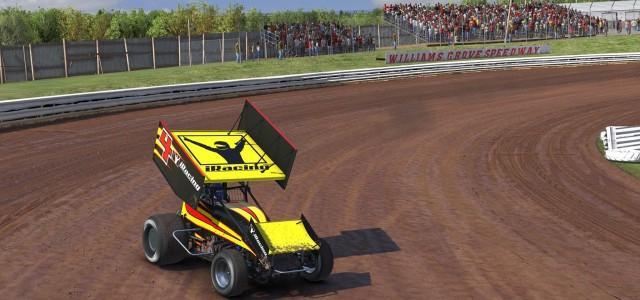 Sprint Car Racing Tracks